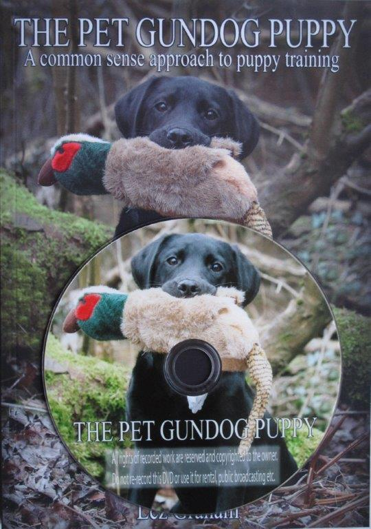The Pet Gundog Puppy with DVD