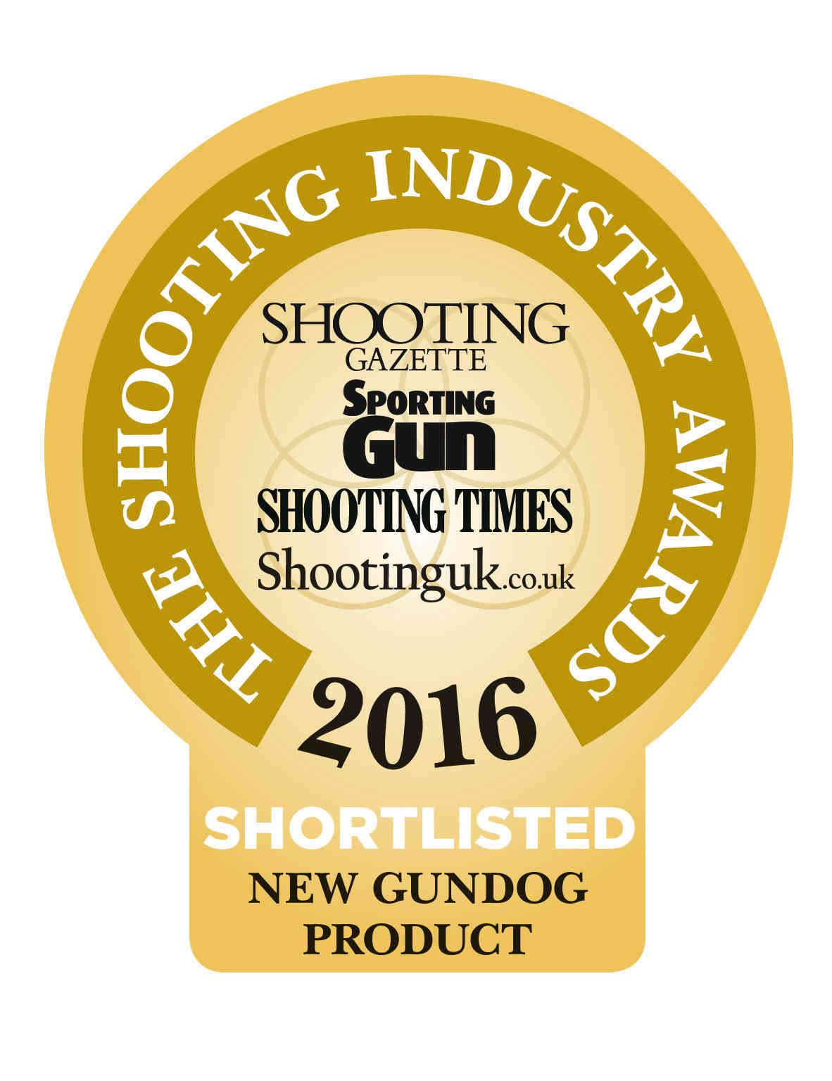 The Retrieving Roll was shortlisted at the Shooting Industry Awards